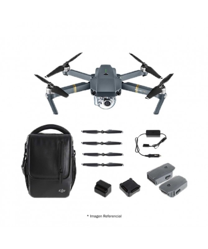 Drone DJI Mavic Pro Fly More Combo Immediate Delivery