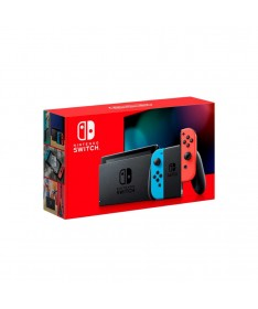 Nintendo Switch Console 2019, With More Battery Version 1.1