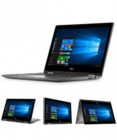 Dell Inspiron 13.3 5378 2-in-1 laptop, i7-7500 TOUCH + 256gb ssd + 8gb ram