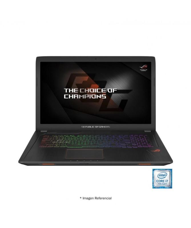 Asus Gaming GL753VE-IS74 I7 16gb 1tb + 128gb Nvidia Gtx1050Ti 4gb