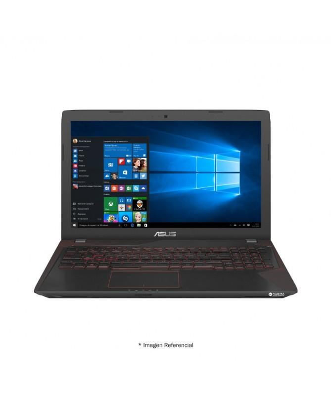 Asus Gaming core i7, 16gb, 1tb, 256gb, GTX 1050TI 4GB laptop