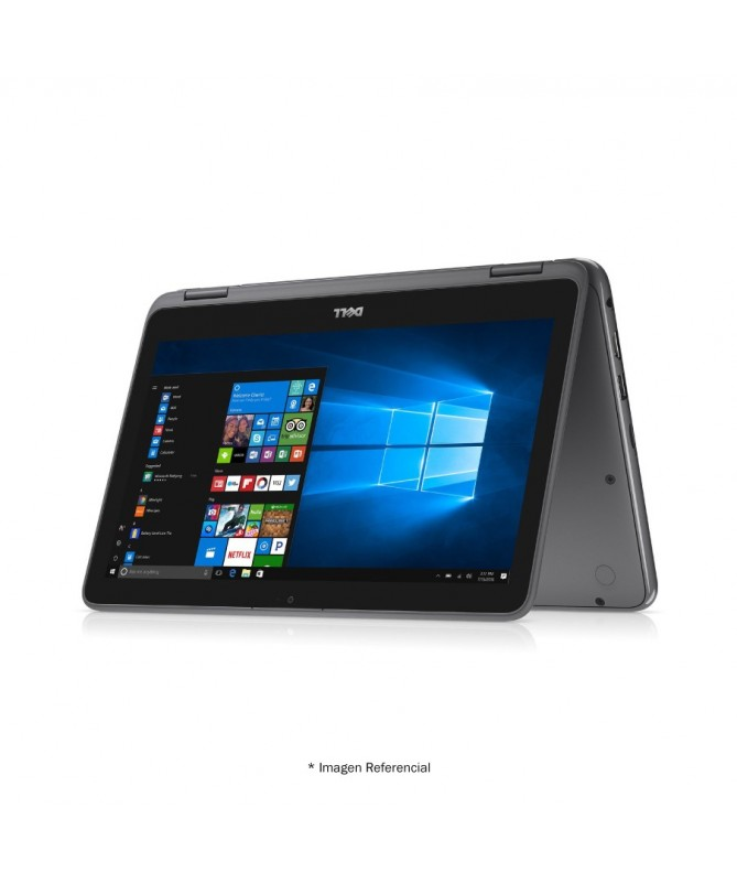 Dell Convertible 2 in 1 touch laptop, 12 in HD, Amd a9 4gb, 500gb