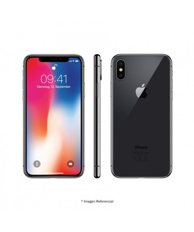 Iphone X 64gb Sealed, Warranty, Face Id, Immediate Delivery