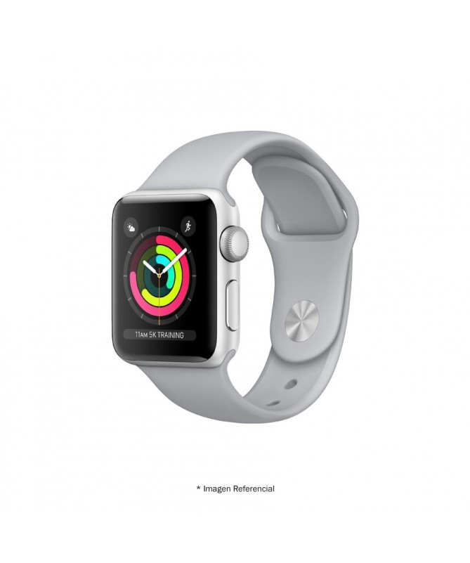 Apple Watch Series 3 Gps 38mm in stock CASE with sports band