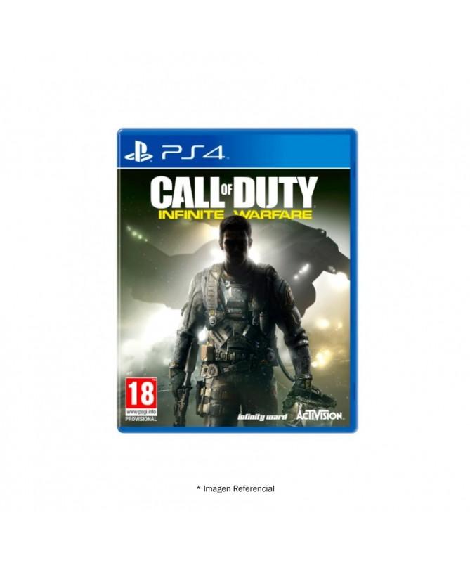 Call Of Duty Infinite Warfare Ps4 Original Physical Game