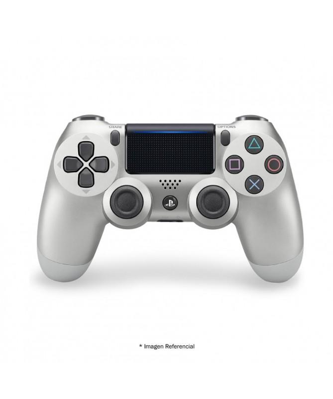 Sony Original Lever Control Knob Ps4 Silver-Silver Wireless Dualshock 4