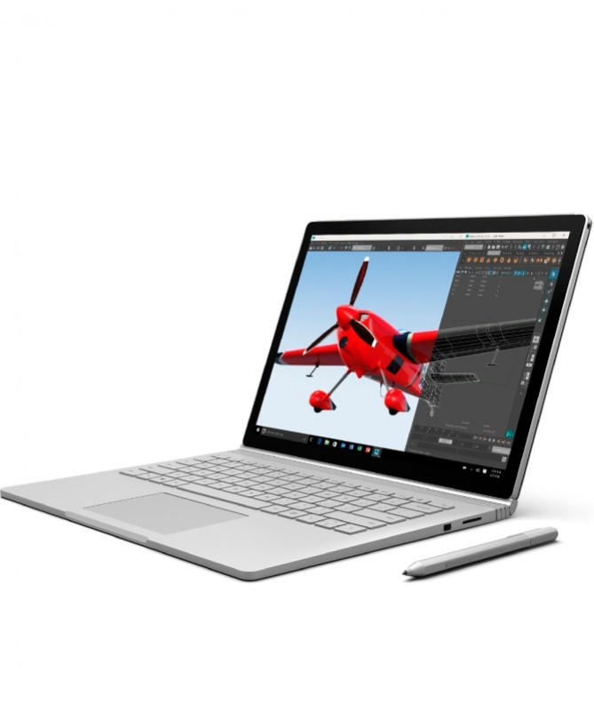 Surface Book WZ3-00001 Ci5 8gb Ram 128gb Ssd 13.5Touch Screen