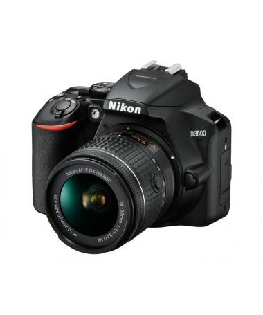Nikon D3500 Professional 24.2mpx Dslr Camera 18-55mm Lens