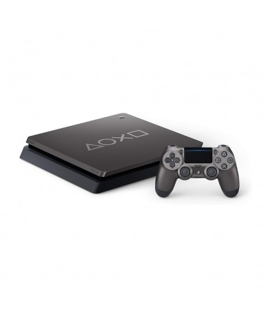 Playstation Ps4 Slim Days Of Play Limited Edition 1t Console