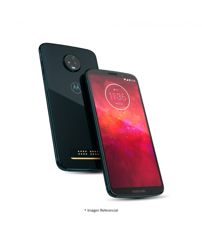 Motorola Moto Z3 Play xt1929 64gb 12MP + 5MP, DUALFLASH LED