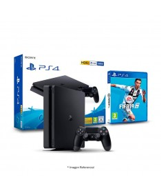 Console Sony Play Station PS4 500GB Fifa 19
