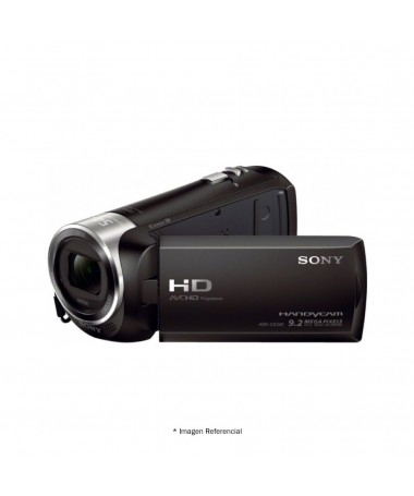 Sony HDR-CX240 professional camcorder with CMOS sensor
