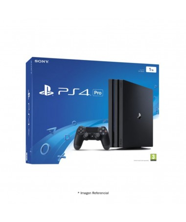 Play Station 4 Ps4 Pro 1tb with Technology 4K