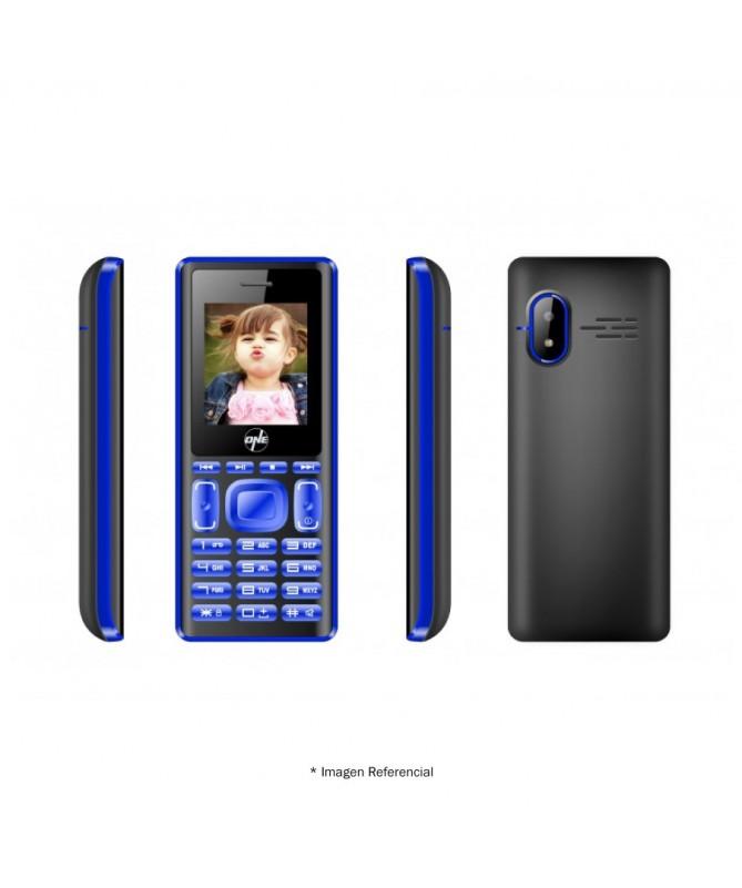 """CELULAR ONE G195 DUAL SIM 1.8 """"Camera, Bluetooh NEW"""